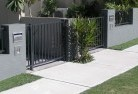 Belalie East Boundary fencing aluminium 3old